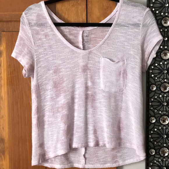 PacSun Tops - Tie dye wash knitted top